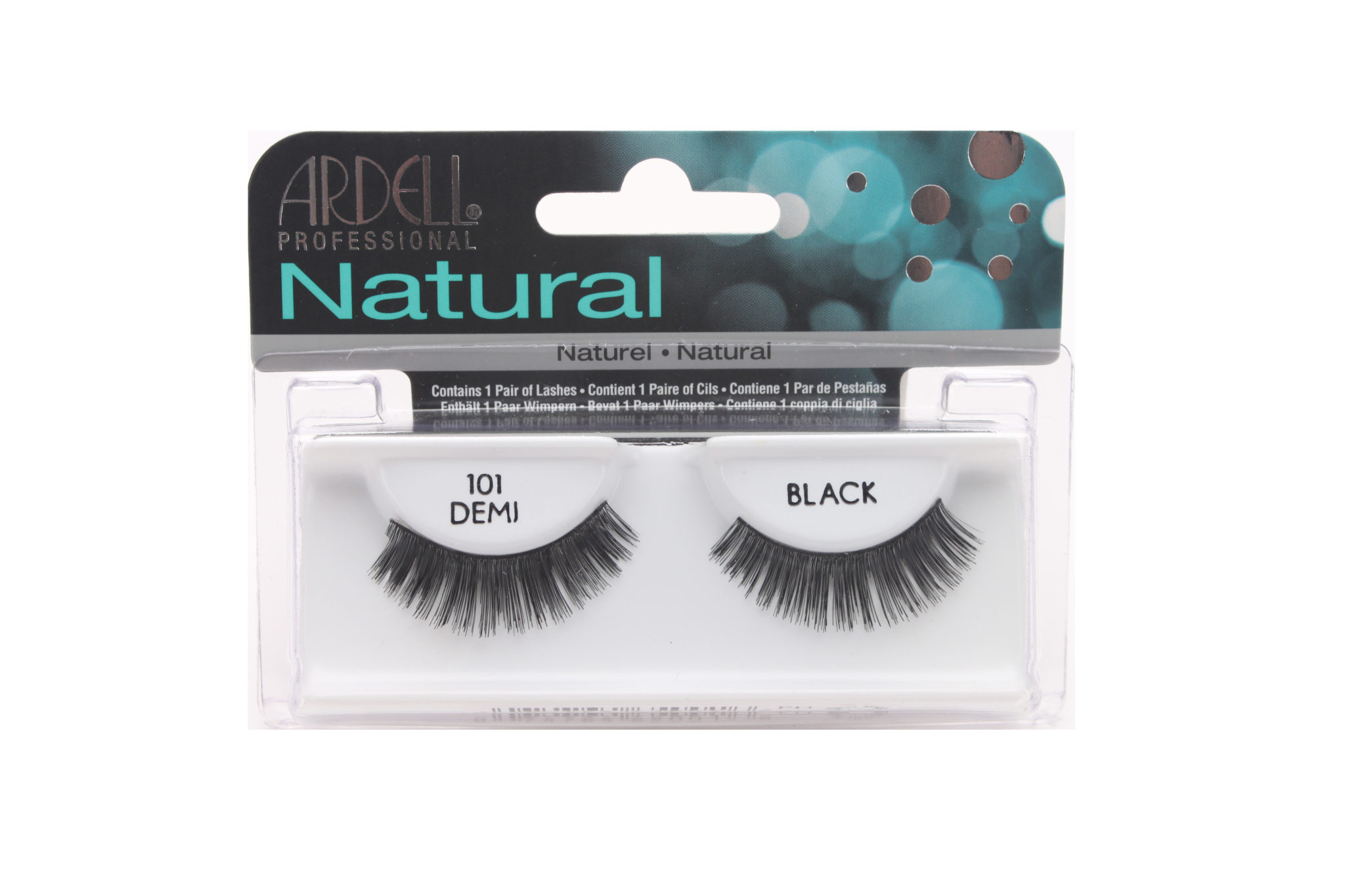 23526 Natural 101 Demi Black