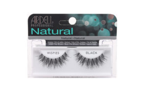 23536 Natural Wispies Black
