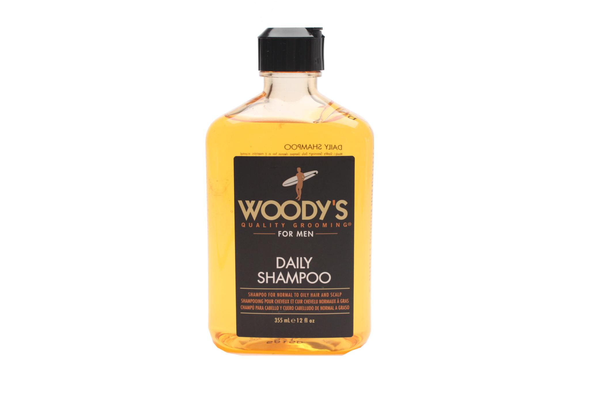 34248 Daily Shampoo 12 oz Front