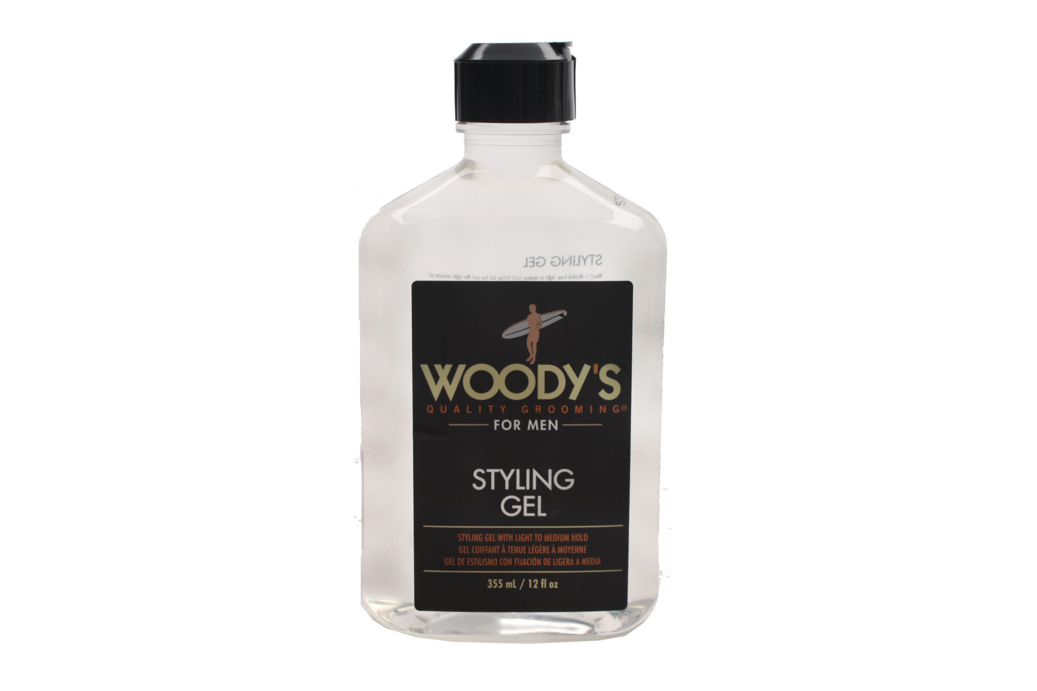 34250 Styling Gel 12 oz Front