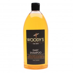 34260 Daily Shampoo 33.8 oz Front