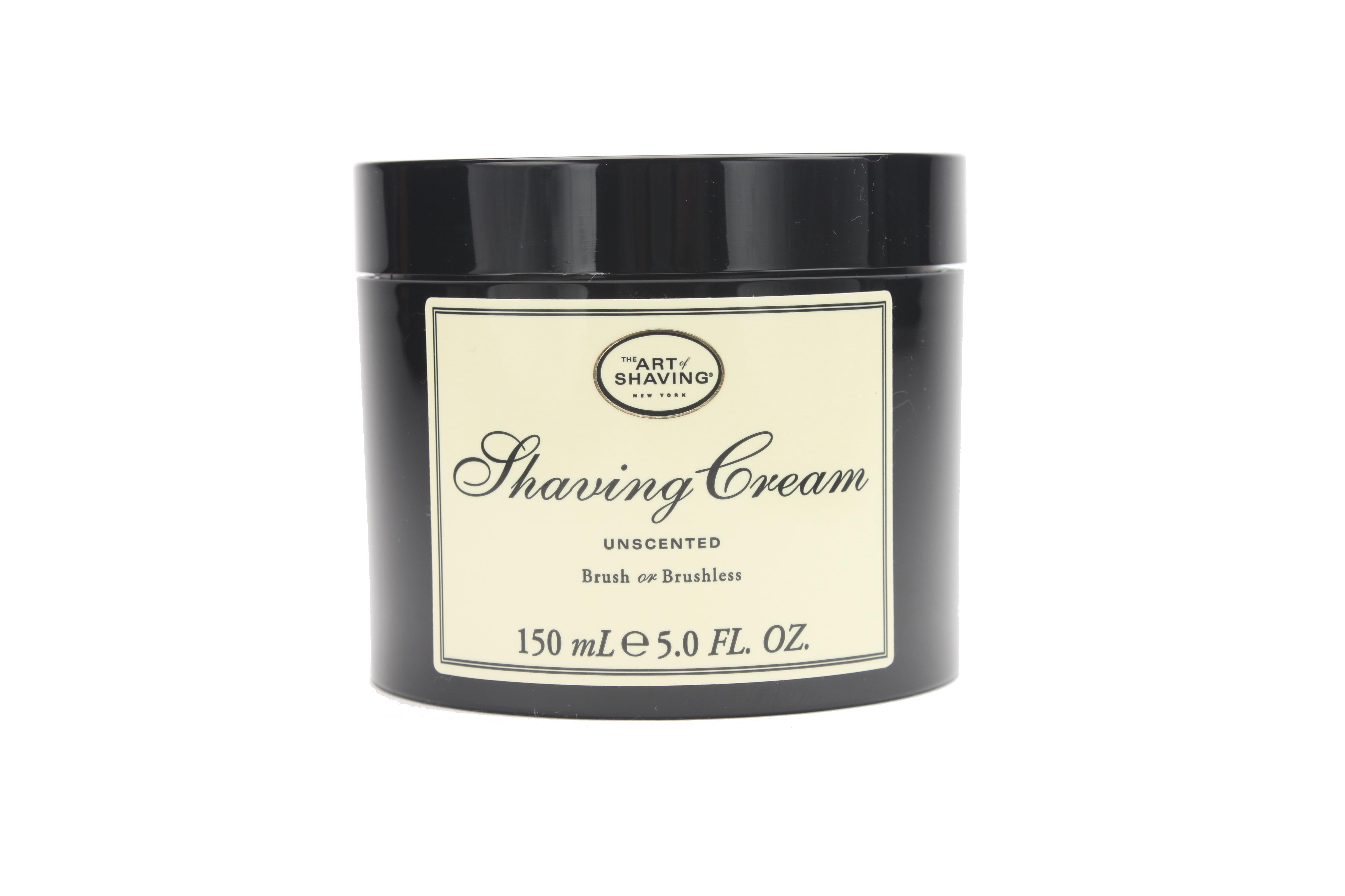 36313 Unscented Shaving Cream 5 oz