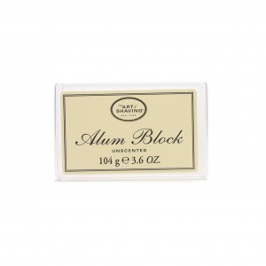 36478 Unscented Block of Alum 3.6 oz