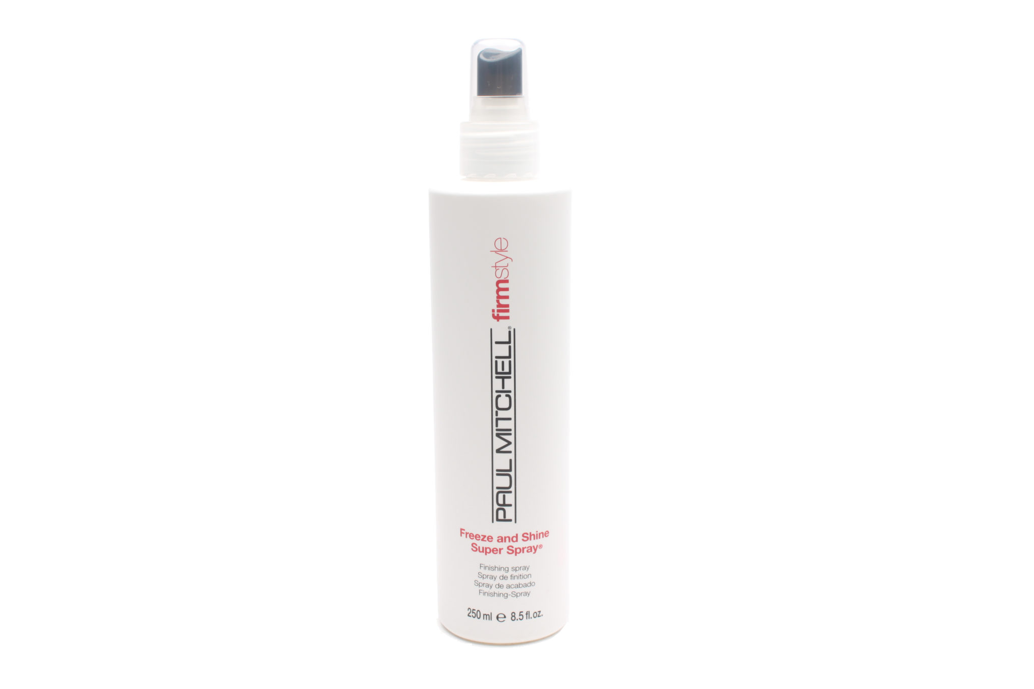 43358 Freeze and Shine Super Spray 8.5 oz Front