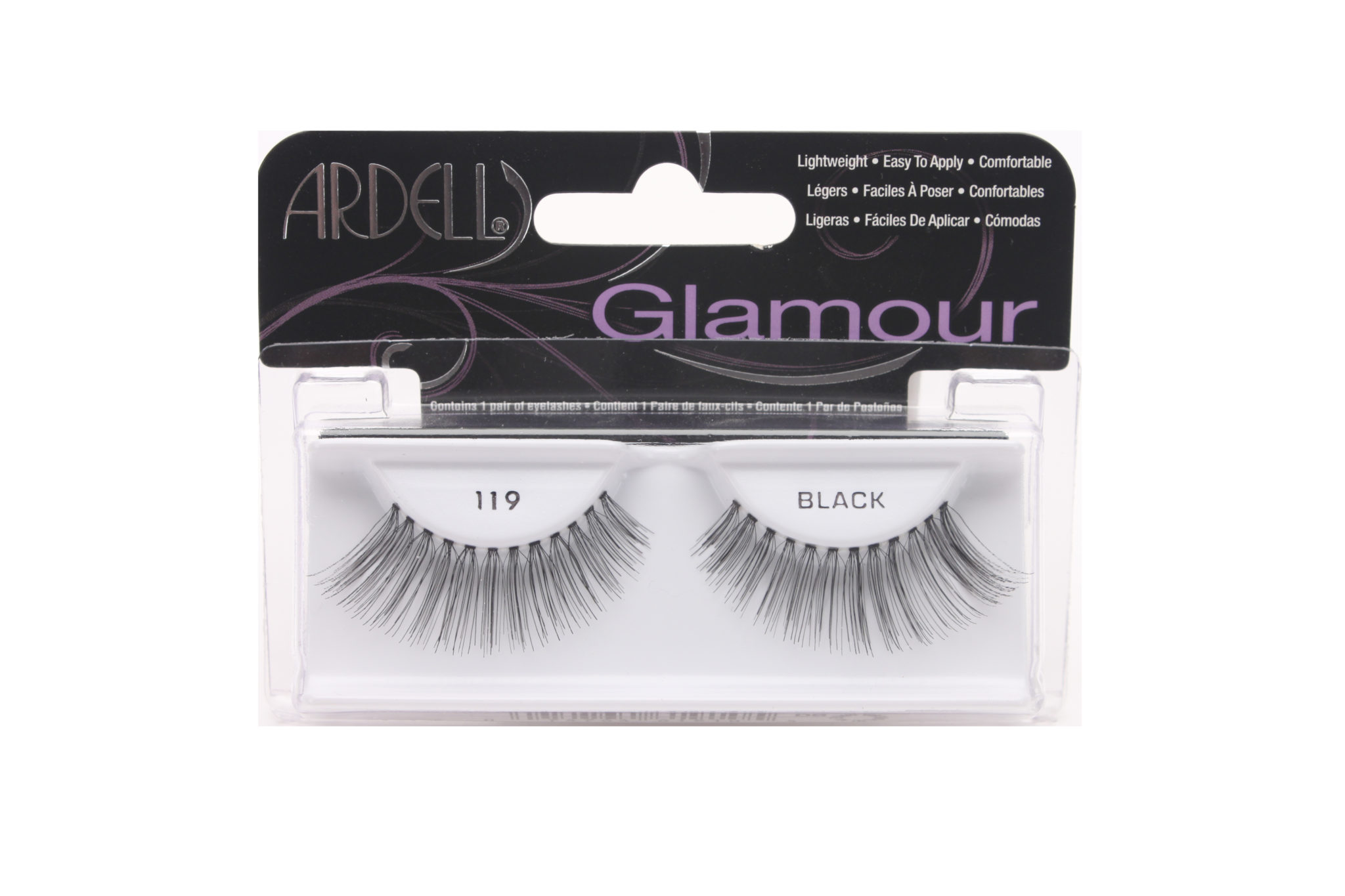 45306 Glamour 119 Black