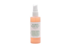 52315 Facial Spray with Aloe, Herbs and Rosewater 4 oz