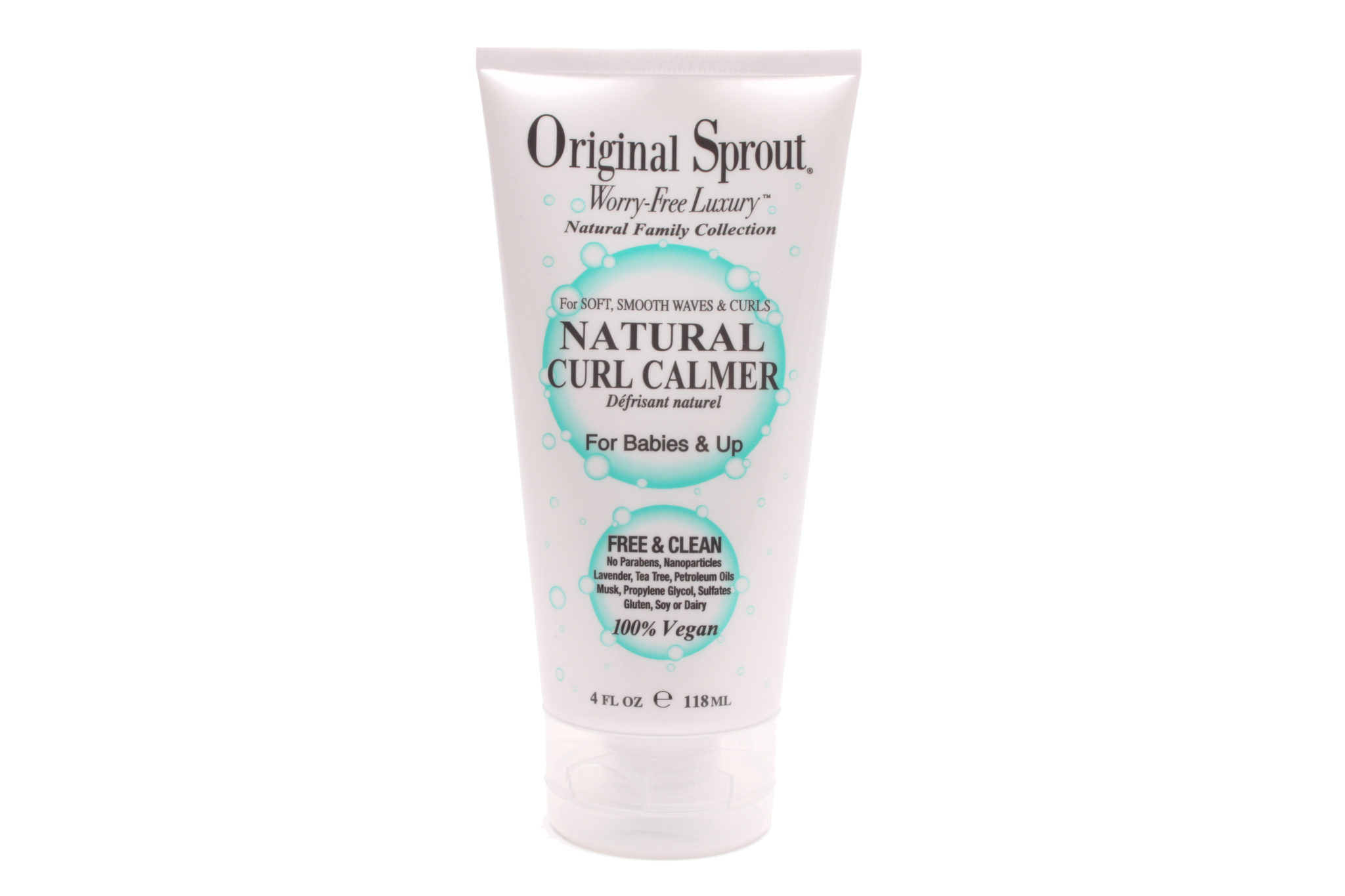 63019 Natural Curl Calmer 4 oz Front