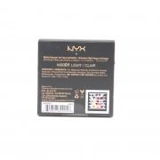 63854 Matte Bronzer MBB01 LightClair 0.33 oz Back