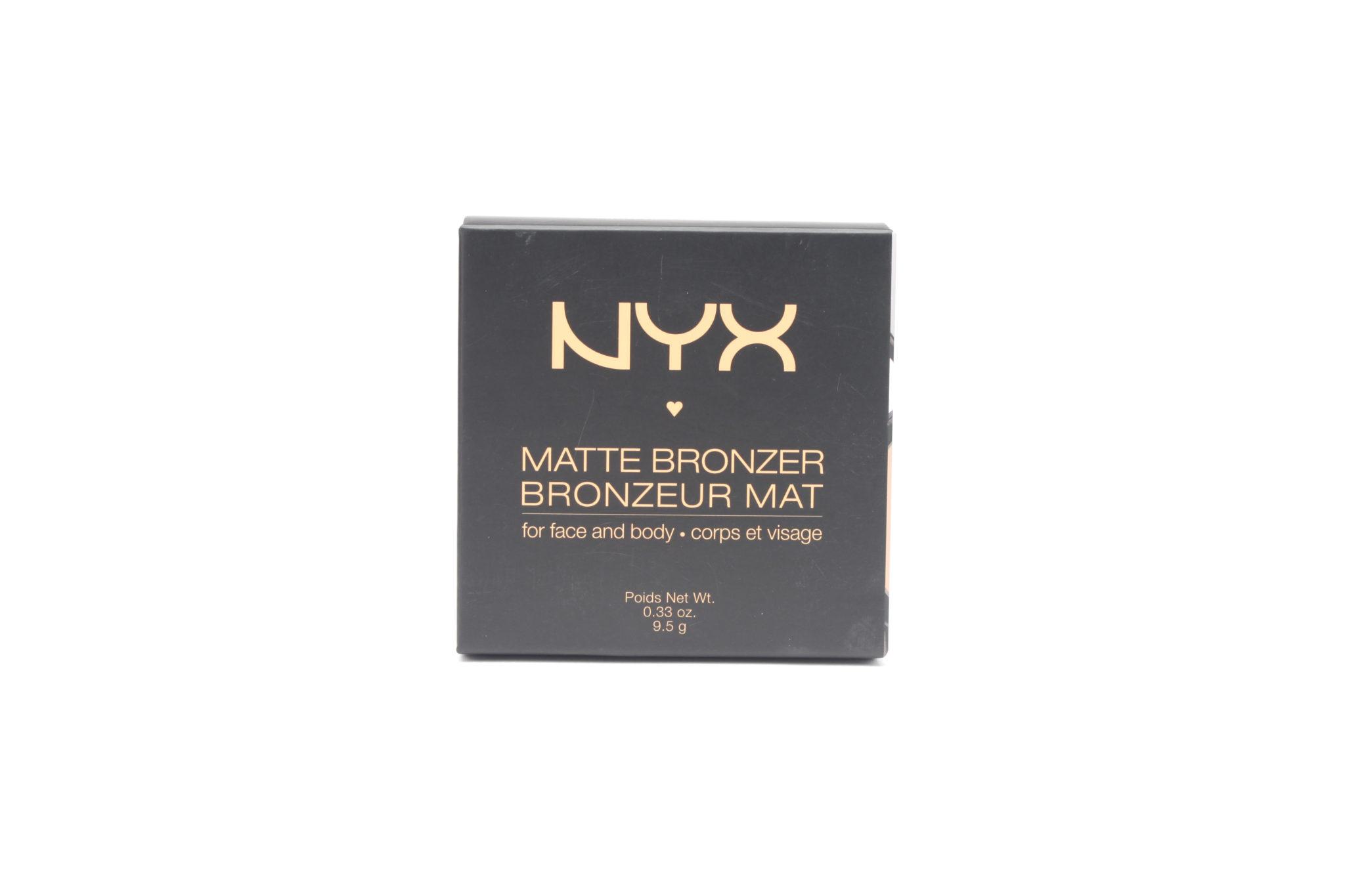 63854 Matte Bronzer MBB01 LightClair 0.33 oz Front (2)