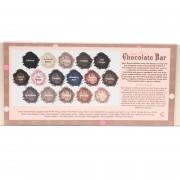 66238 Semi-Sweet Chocolate Bar 0.14 oz Back