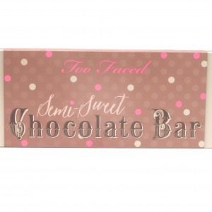 66238 Semi-Sweet Chocolate Bar 0.14 oz Front