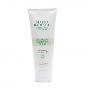 66994 Botanical Exfoliating Scrub 3.4 oz Front