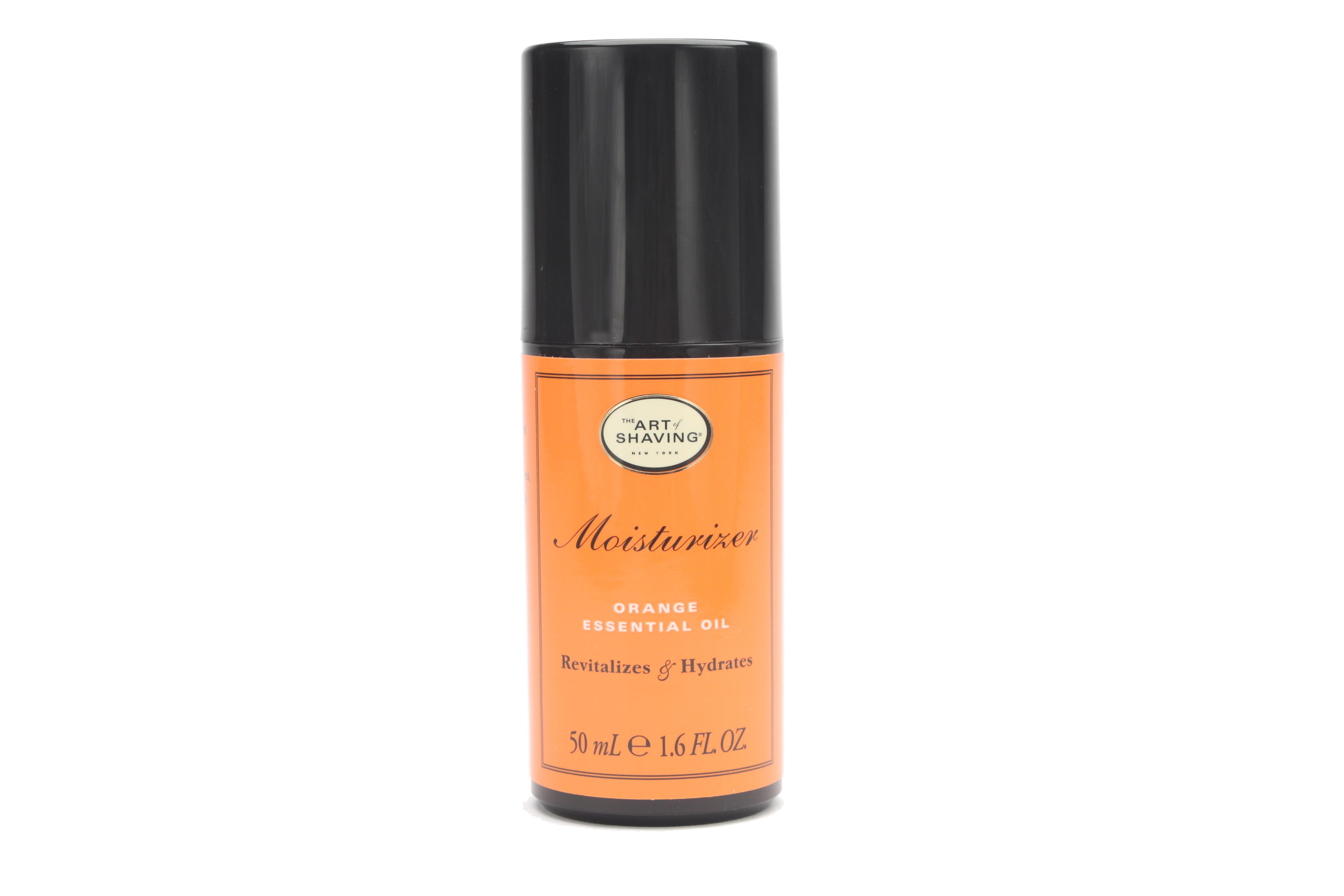 Orange Essential Oil Moisturizer 1.6 oz
