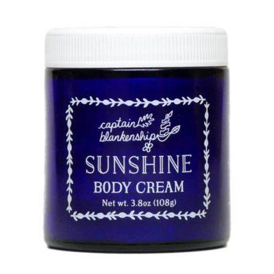 sunshinebodycream
