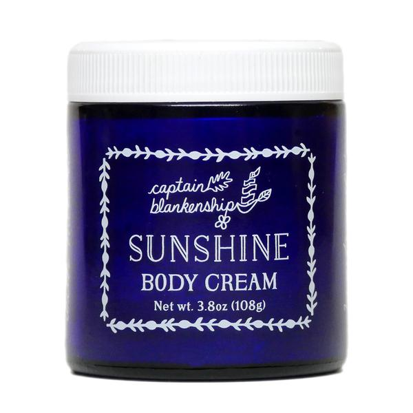sunshinebodycream